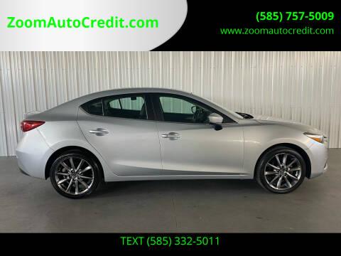 2018 Mazda MAZDA3 for sale at ZoomAutoCredit.com in Elba NY