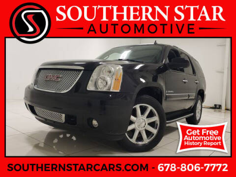 2007 GMC Yukon for sale at Southern Star Automotive, Inc. in Duluth GA