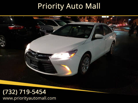 2017 Toyota Camry for sale at Mr. Minivans Auto Sales - Priority Auto Mall in Lakewood NJ