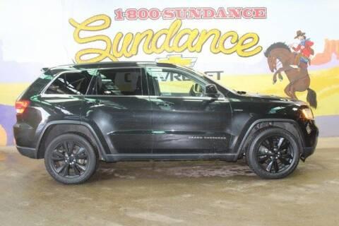 2013 Jeep Grand Cherokee for sale at Sundance Chevrolet in Grand Ledge MI