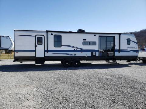 2021 Keystone Springdale for sale at White Auto Sales Inc - Campers in Summersville WV
