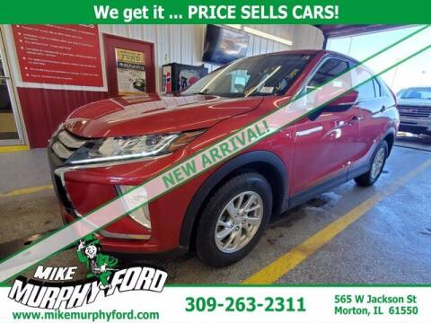 2018 Mitsubishi Eclipse Cross for sale at Mike Murphy Ford in Morton IL