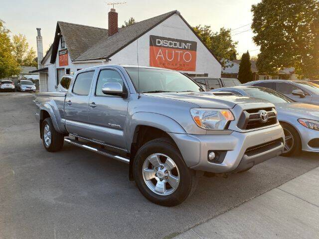 2014 Toyota Tacoma for sale at Discount Auto Brokers Inc. in Lehi UT