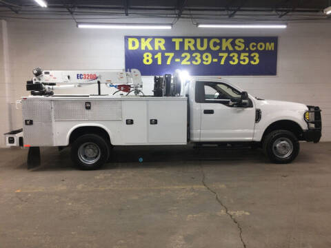 2018 Ford F-350 Super Duty for sale at DKR Trucks in Arlington TX