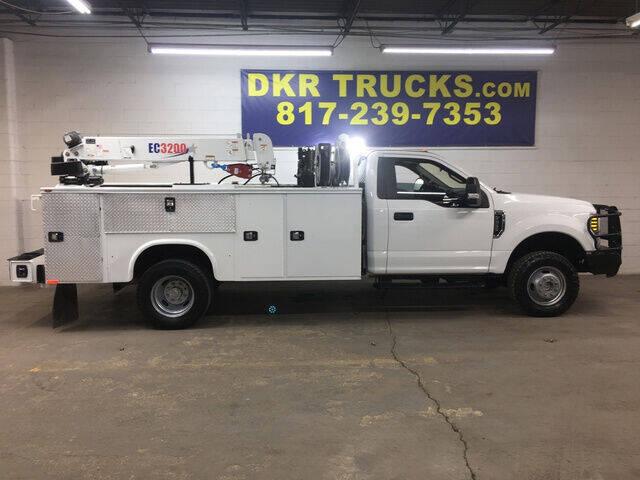 2018 Ford F-350 Super Duty for sale at DKR Trucks in Arlington TX
