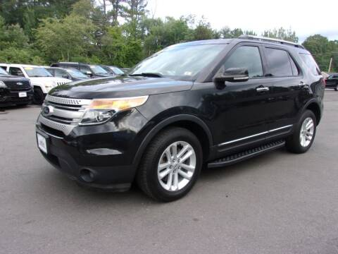 2014 Ford Explorer for sale at Mark's Discount Truck & Auto in Londonderry NH