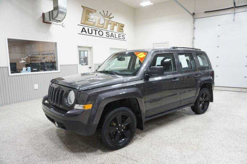 2015 Jeep Patriot for sale at Elite Auto Sales in Ammon ID