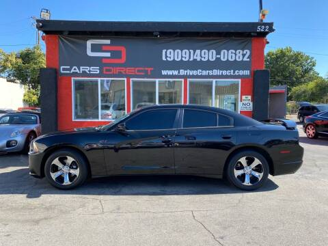 2013 Dodge Charger for sale at Cars Direct in Ontario CA