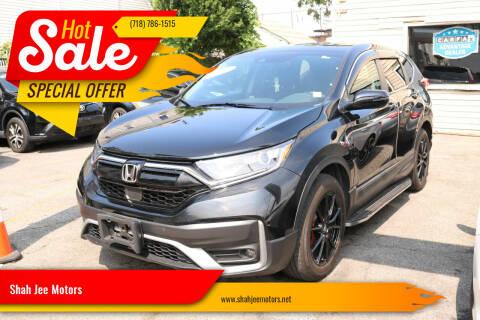 2020 Honda CR-V for sale at Shah Jee Motors in Woodside NY