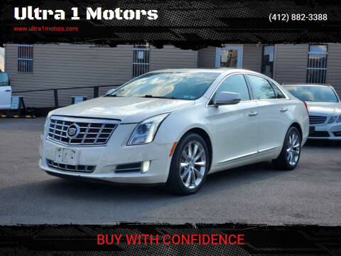 2013 Cadillac XTS for sale at Ultra 1 Motors in Pittsburgh PA
