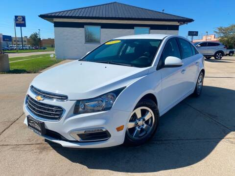 2016 Chevrolet Cruze Limited for sale at Auto House of Bloomington in Bloomington IL