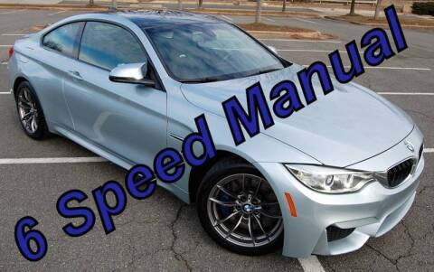 2017 BMW M4 for sale at Bimmer Sales LTD in Great Falls VA