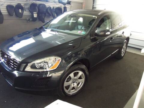 2012 Volvo XC60 for sale at Fulmer Auto Cycle Sales - Fulmer Auto Sales in Easton PA