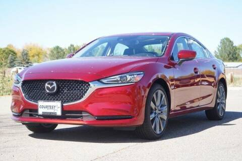 2021 Mazda MAZDA6 for sale at COURTESY MAZDA in Longmont CO
