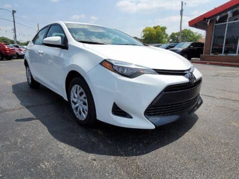2017 Toyota Corolla for sale at Dixie Automart LLC in Hamilton OH