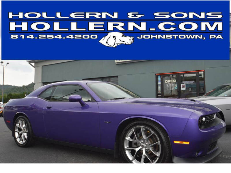 2019 Dodge Challenger for sale at Hollern & Sons Auto Sales in Johnstown PA