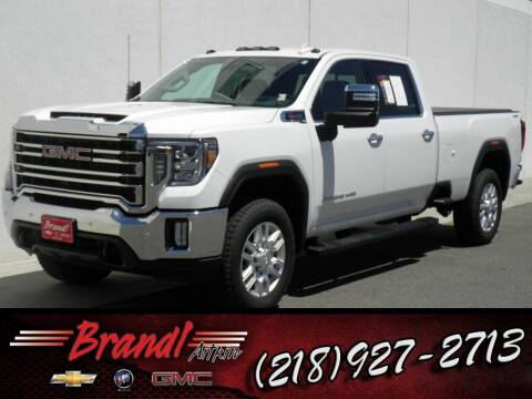 2020 GMC Sierra 2500HD for sale at Brandl GM in Aitkin MN