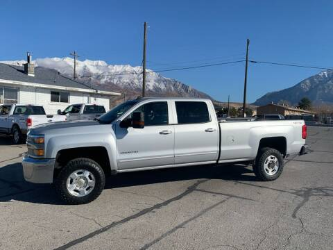 2015 Chevrolet Silverado 2500HD for sale at Street Dreams LLC in Orem UT