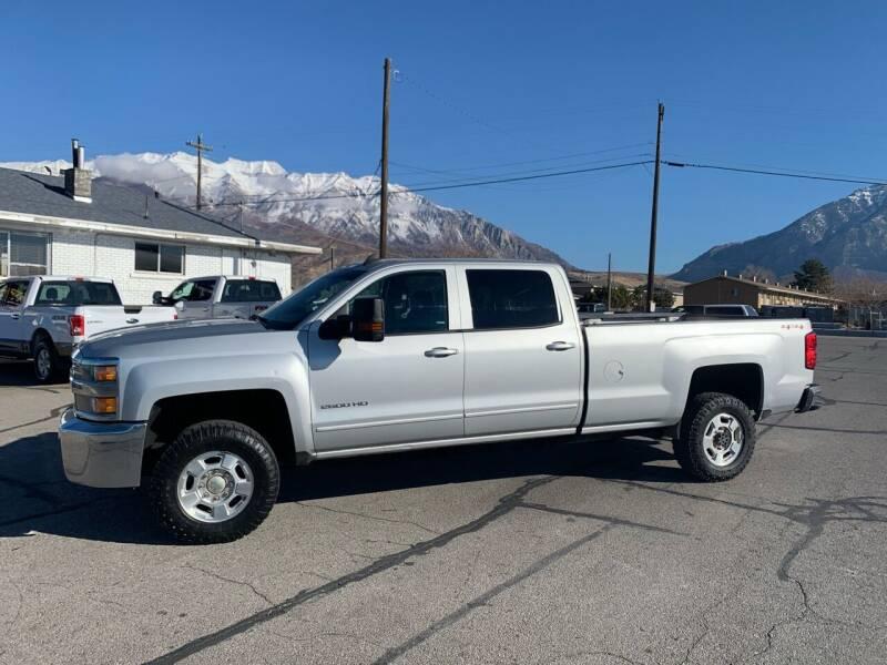 2015 Chevrolet Silverado 2500HD for sale at Street Dreams LLC in Orem UT