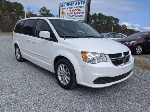 2016 Dodge Grand Caravan for sale at Nu-Way Auto Ocean Springs in Ocean Springs MS