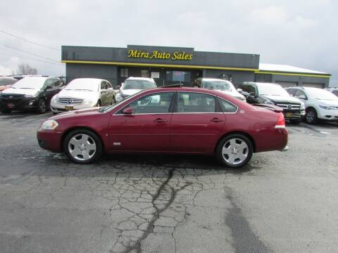 2006 Chevrolet Impala for sale at MIRA AUTO SALES in Cincinnati OH