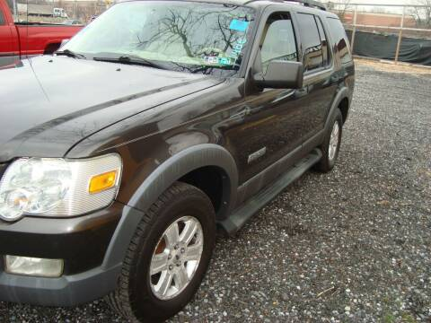2006 Ford Explorer for sale at Branch Avenue Auto Auction in Clinton MD
