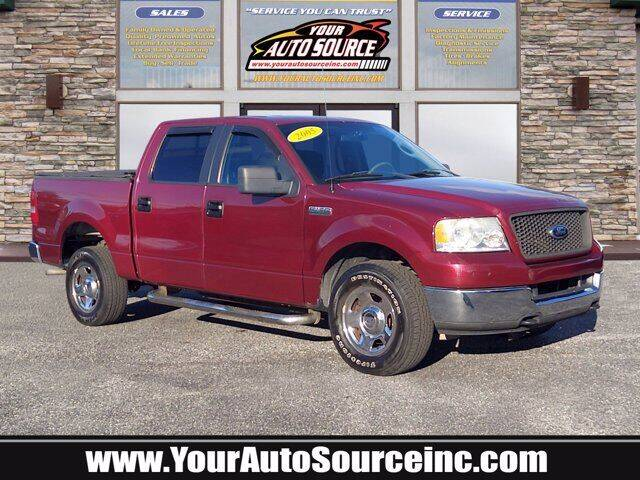 2005 Ford F-150 for sale at Your Auto Source in York PA