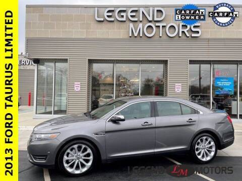 2013 Ford Taurus for sale at Legend Motors of Waterford in Waterford MI