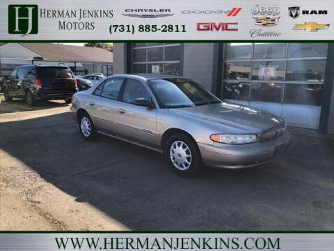 1999 Buick Century for sale at Herman Jenkins Used Cars in Union City TN