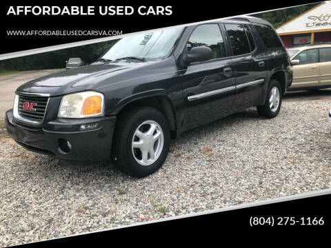 2005 GMC Envoy XUV for sale at AFFORDABLE USED CARS in Richmond VA