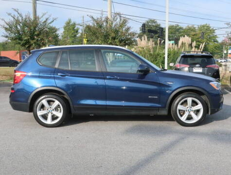 2017 BMW X3 for sale at Southern Auto Solutions - BMW of South Atlanta in Marietta GA