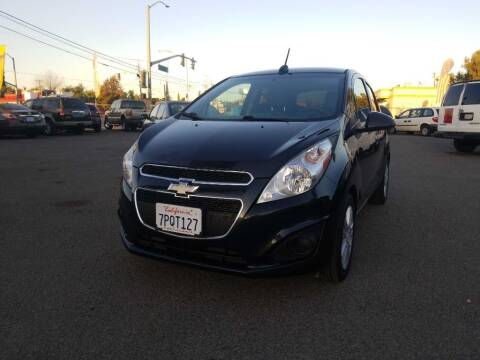 2015 Chevrolet Spark for sale at Golden Gate Auto Sales in Stockton CA