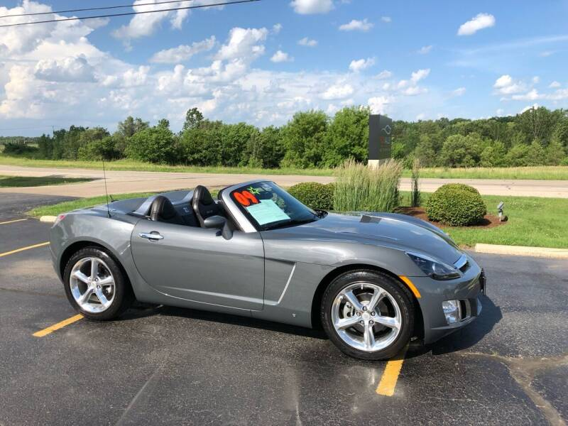 2009 Saturn SKY for sale at Fox Valley Motorworks in Lake In The Hills IL
