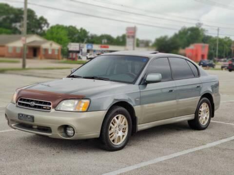 2002 Subaru Outback for sale at Loco Motors in La Porte TX