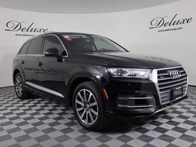 2018 Audi Q7 for sale at DeluxeNJ.com in Linden NJ