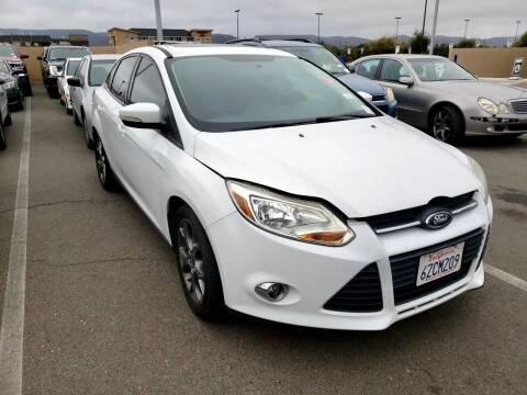 2013 Ford Focus for sale at Auto Source in Banning CA