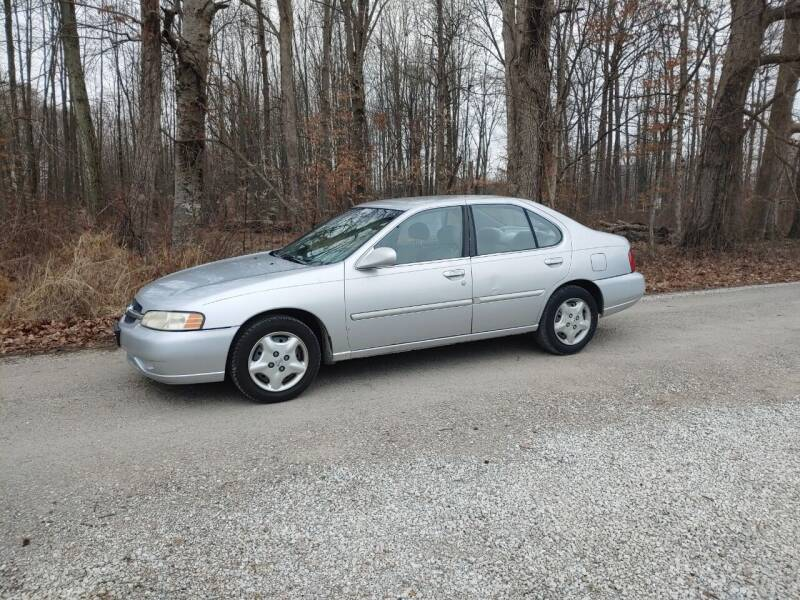 2000 Nissan Altima for sale at Doyle's Auto Sales and Service in North Vernon IN