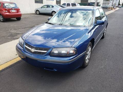 2005 Chevrolet Impala for sale at 611 CAR CONNECTION in Hatboro PA