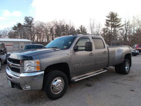 2008 Chevrolet Silverado 3500HD for sale at Manchester Motorsports in Goffstown NH