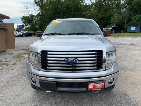 2011 Ford F-150 for sale at Community Auto Brokers in Crown Point IN