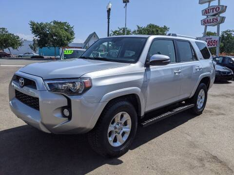 2019 Toyota 4Runner for sale at Convoy Motors LLC in National City CA