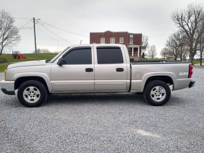 2006 Chevrolet Silverado 1500 for sale at Dealz on Wheelz in Ewing KY