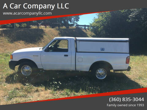 2005 Ford Ranger for sale at A Car Company LLC in Washougal WA