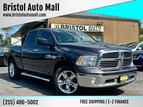 2015 RAM Ram Pickup 1500 for sale at Bristol Auto Mall in Levittown PA