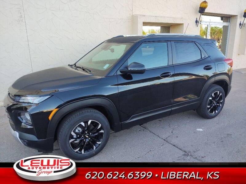 2021 Chevrolet TrailBlazer for sale at Lewis Chevrolet Buick of Liberal in Liberal KS