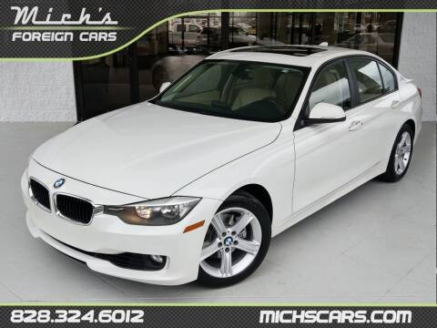 2012 BMW 3 Series for sale at Mich's Foreign Cars in Hickory NC