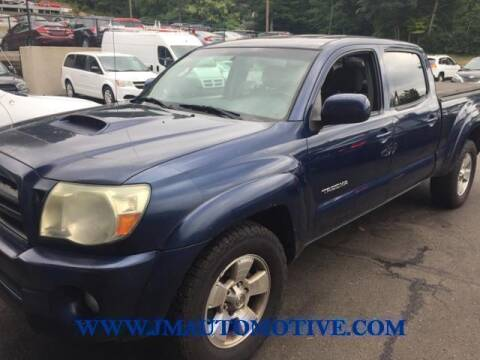 2006 Toyota Tacoma for sale at J & M Automotive in Naugatuck CT