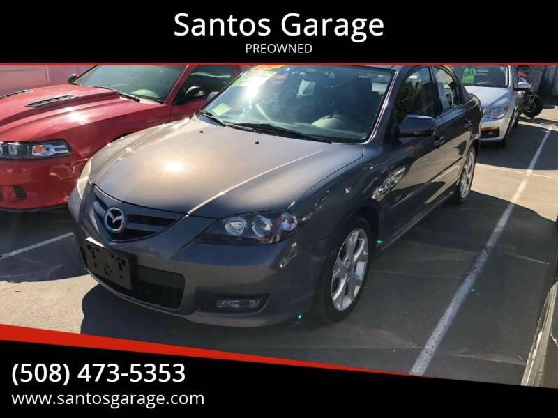 2007 Mazda MAZDA3 for sale at Santos Garage in Milford MA