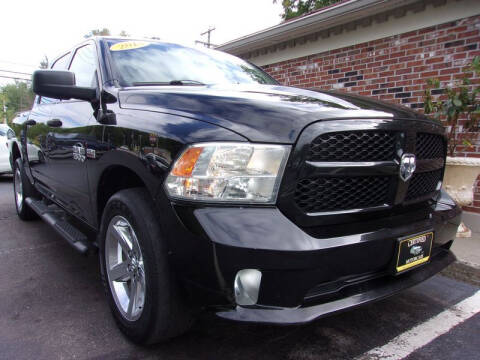 2014 RAM Ram Pickup 1500 for sale at Certified Motorcars LLC in Franklin NH