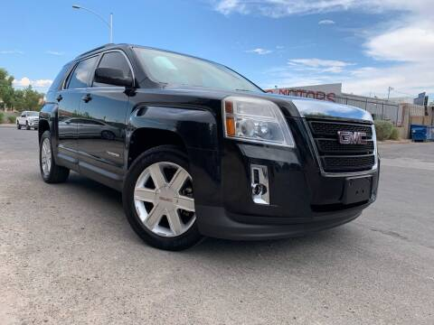 2011 GMC Terrain for sale at Boktor Motors in Las Vegas NV